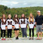 Volunteers from the MUHS Girls Hockey program